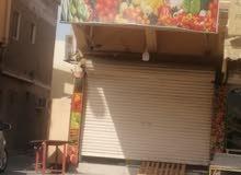 محل للبيع شارع المالكيه مدينه حمد أمام الركن اليماني للتواصل