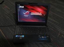 Asus rog gaming laptop i7