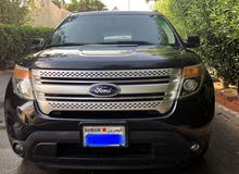 Ford Explorer xlt  model 2013