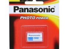 Panasonic CR2 3V بطارية باناسونيك