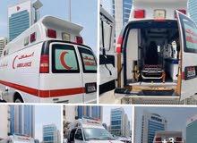 Ambulance BLS for Rent....Patient Transport