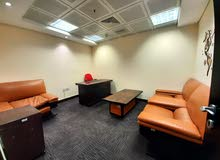 A HIGH END OFFICE SPACE AVAILABLE IN MAZYAD MALL