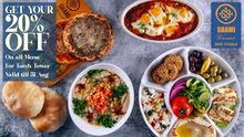 assistant chef for Arabic restaurant