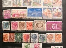 طوابع أثرية للبيع