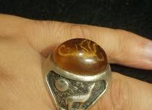 خاتم العقرب انتيك قديم وعجيب