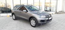 Volkswagen Touareg 2014 (Grey)
