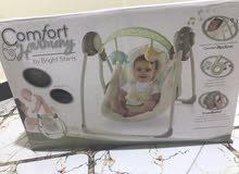 كرسي هزاز للاطفال جديد باكيت