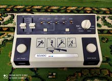 جهاز العاب قديم soundic موديل سبعينات