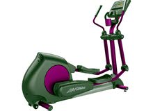 Elliptical life Fitness