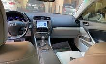 Full Option IS250 2012