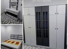 غرف نوم جديده من المصنع مباشر 1400