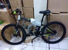 دراجات جبليه بتنطوى 26 جديده السعر نهاءى