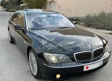 for sale bmw 740li 2007