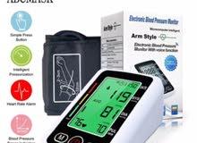 Blood Pressure Monitor Automatic BP Machine Heart Rate Pulse Monitor