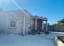 منزل للبيع في تاجوراء طريق المصانع قرب مدرسة النصر على قطران