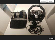 Logitech Game Force Racing Wheel G920 PC/XBOX clean+sanitzed