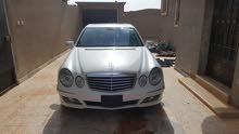 Mercedes Benz E 350 2009 for sale in Tripoli