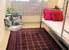 For ladies bed space with philipina girl in studio flat in Sharjah