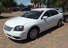 Available for rent! Mitsubishi Galant 2013