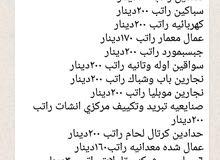 مطلوب على وجه بدولة الكويت