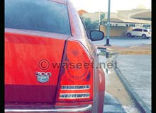 Used Chrysler 300C for sale in Dubai