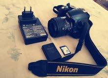 كاميرا Nikon d3100