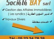 Société BAY sarl
