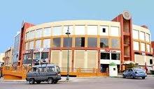محل دوبلكس للبيع بمول المعز بالشيخ زايد مساحة 76 متر على الوجها مباشر