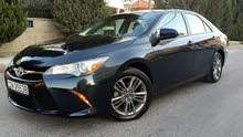 2017 New Camry with Automatic transmission is available for sale