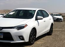 White Toyota Corolla 2015 for sale