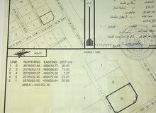 للبيع مجموعة اراضي في الدريز حي المعمور
