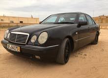 +200,000 km mileage Mercedes Benz E 320 for sale