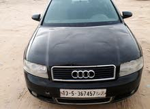 Audi A4 2004 For sale - Black color