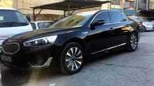 Kia Cadenza 2015 For sale - Black color