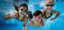 تعليم سباحة معتمد