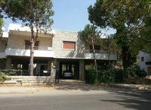 شقة جميلة من غرفتي نوم مفروشة تقع في قلب قرية ضهر الصوان للإيجار
