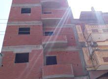 منزل للبيع بالعجيزي بالقرب من محطه أتوبيس خالد بن الوليد
