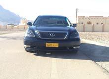 90,000 - 99,999 km Lexus LS 2004 for sale
