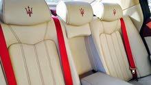 Gasoline Fuel/Power   Maserati Quattroporte 2013