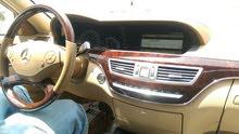مرسيدس S550موديل 2012