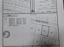 ارض البيع عبري مخطط مرتفعات مسكن
