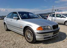 Automatic Grey BMW 2000 for sale