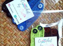 Crochet Ear Savers / Ear Strap for COUPLES