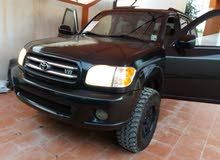+200,000 km Toyota Sequoia 2003 for sale