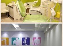 مطلوب طبيبة أسنان وطبيب عظام