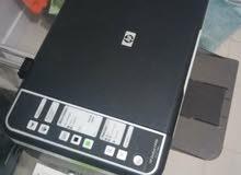 hp diskjet F4100 طابعه و اسكانر مع بعض في جهاز واحد بحاله ممتازة