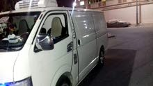 White Toyota Hiace 2014 for sale