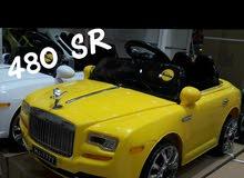 سيارات للاطفال شحن بطارية ريموت