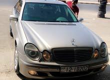 E200 2003 فحص كامل