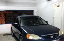 Honda Civic 2001 for sale only 5000 AED